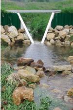 UW Extension sediment control structure